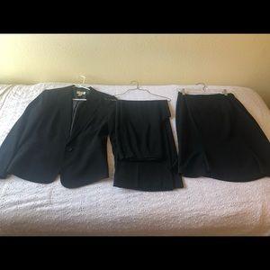 Talbots 3 Piece Suit Bundle - Size 8